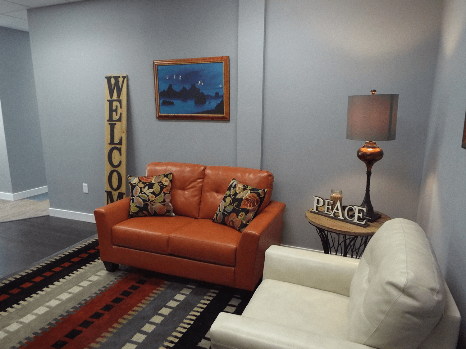 Thrivent Financial - Waiting area