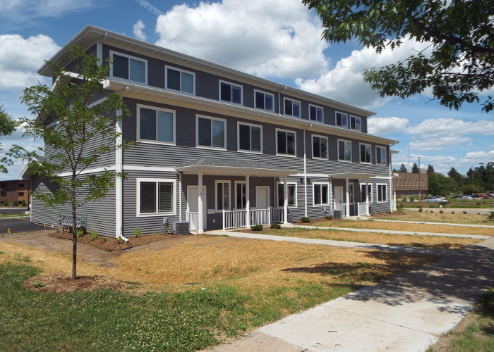 Whitewater Townhomes Dwelling